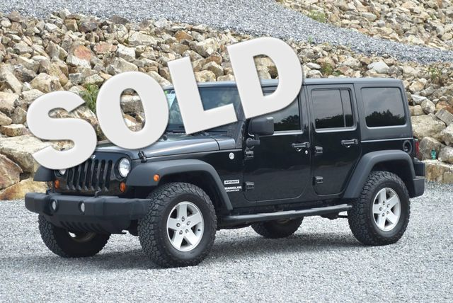 2012 Jeep Wrangler Unlimited Sport Naugatuck, Connecticut