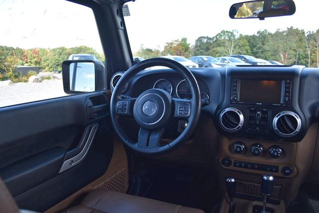 2012 Jeep Wrangler Unlimited Sahara Naugatuck, Connecticut 15
