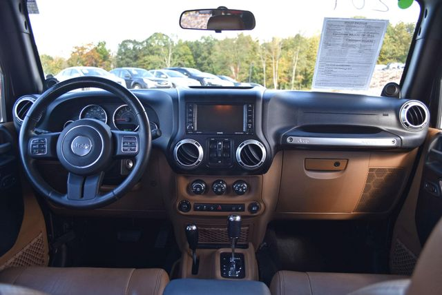 2012 Jeep Wrangler Unlimited Sahara Naugatuck, Connecticut 16