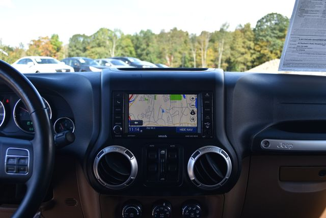 2012 Jeep Wrangler Unlimited Sahara Naugatuck, Connecticut 21