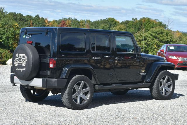 2012 Jeep Wrangler Unlimited Sahara Naugatuck, Connecticut 4
