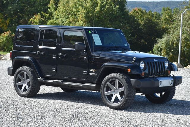 2012 Jeep Wrangler Unlimited Sahara Naugatuck, Connecticut 6
