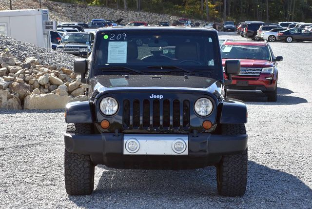 2012 Jeep Wrangler Unlimited Sahara Naugatuck, Connecticut 7