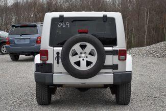 2012 Jeep Wrangler Unlimited Sahara Naugatuck, Connecticut 3