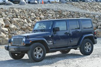2012 Jeep Wrangler Unlimited Freedom Edition Naugatuck, Connecticut