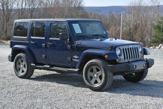 2012 Jeep Wrangler Unlimited Freedom Edition Naugatuck, Connecticut 6