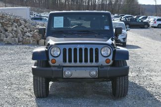 2012 Jeep Wrangler Unlimited Freedom Edition Naugatuck, Connecticut 7