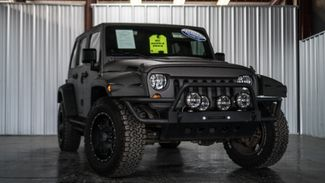 2012 Jeep Wrangler Unlimited Sport in New Braunfels TX, 78130