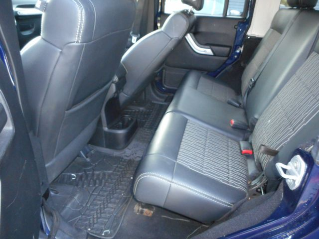 2012 Jeep Wrangler Unlimited Freedom Edition in New Windsor, New York 12553
