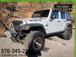 2012 Jeep Wrangler Unlimited Call of Duty MW3 | Pine Grove, PA | Pine Grove Auto Sales in Pine Grove