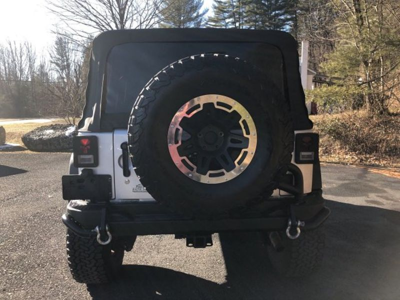 2012 Jeep Wrangler Unlimited Call of Duty MW3   Pine Grove, PA   Pine Grove Auto Sales in Pine Grove, PA