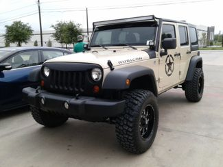 2012 Jeep Wrangler Unlimited Rubicon * Lifted**Auto**Hard Top*   Plano, TX   Carrick's Autos in Plano TX