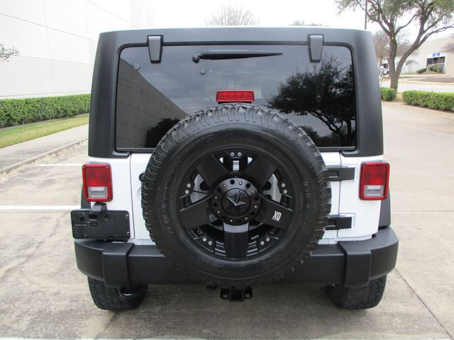 2012 Jeep Wrangler Unlimited Sport in Plano, Texas 75074