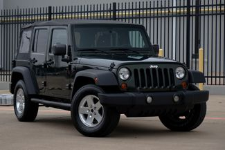 2012 Jeep Wrangler Unlimited Sport* Auto* 4x4* | Plano, TX | Carrick's Autos in Plano TX