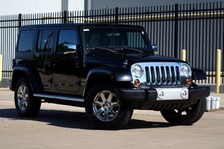 2012 Jeep Wrangler Unlimited Sahara* Hard Top*4x4* Auto* Only 89k Mi* EZ Finan* | Plano, TX | Carrick's Autos in Plano TX