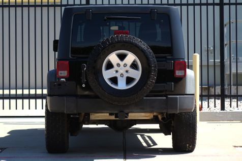 2012 Jeep Wrangler Unlimited Sport*Manual* Hardtop*4x4* | Plano, TX | Carrick's Autos in Plano, TX