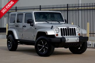 2012 Jeep Wrangler Unlimited in Plano TX