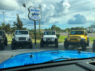 2012 Jeep Wrangler Unlimited Sport Riverview, Florida 16