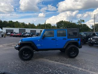 2012 Jeep Wrangler Unlimited Sport Riverview, Florida 5