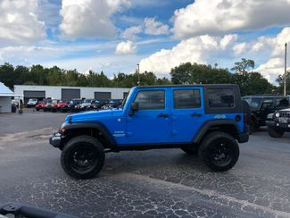 2012 Jeep Wrangler Unlimited Sport Riverview, Florida 6