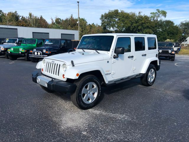 2012 Jeep Wrangler Unlimited Sahara Riverview, Florida 2