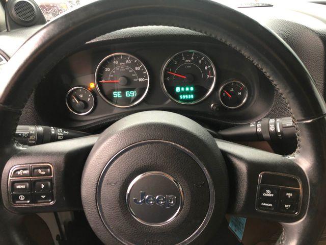 2012 Jeep Wrangler Unlimited Sahara Riverview, Florida 7