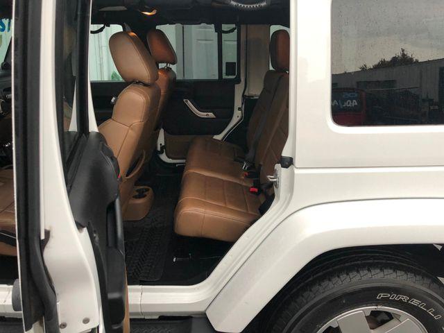2012 Jeep Wrangler Unlimited Sahara Riverview, Florida 8