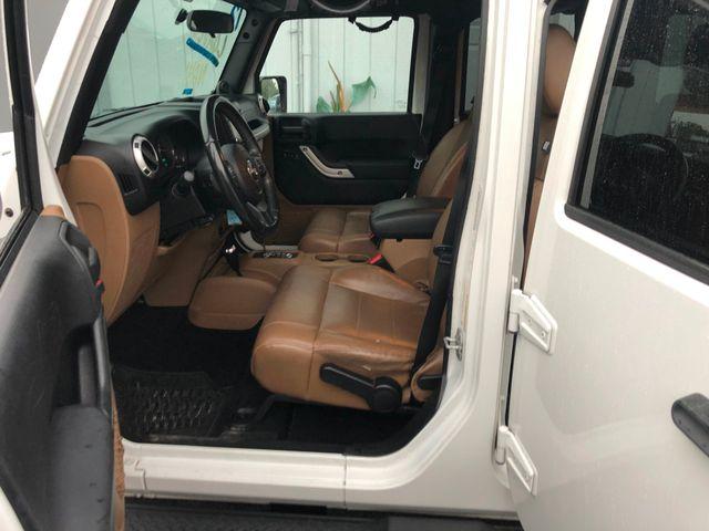 2012 Jeep Wrangler Unlimited Sahara Riverview, Florida 9