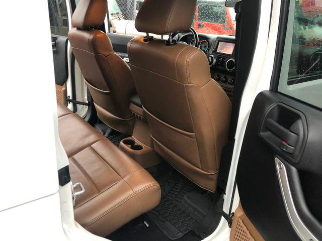 2012 Jeep Wrangler Unlimited Sahara Riverview, Florida 11