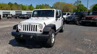 2012 Jeep Wrangler Unlimited Sport in Riverview, FL 33578