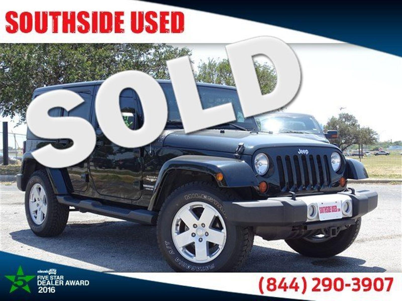... 2012 Jeep Wrangler Unlimited Sahara | San Antonio, TX | Southside Used  In San Antonio ...