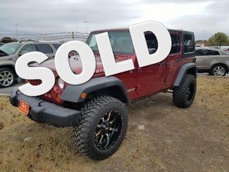 2012 Jeep Wrangler Unlimited Rubicon in San Antonio TX, 78233