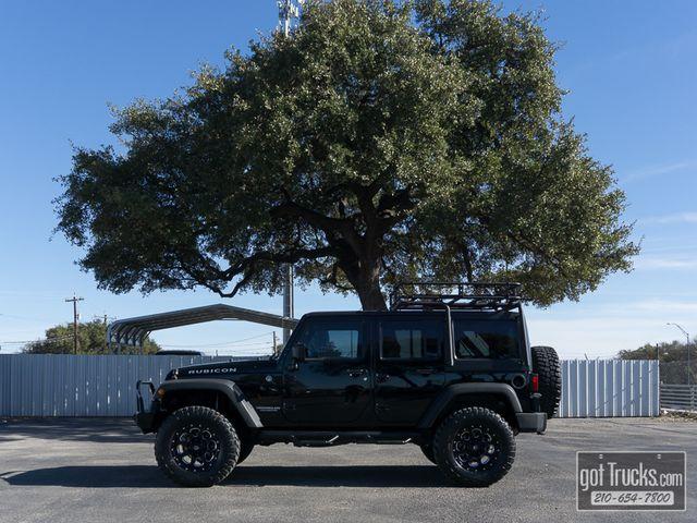 2012 Jeep Wrangler Unlimited Rubicon 3.6L V6 4X4