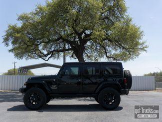 2012 Jeep Wrangler Unlimited Sahara 3.6L V6 4X4 in San Antonio Texas, 78217