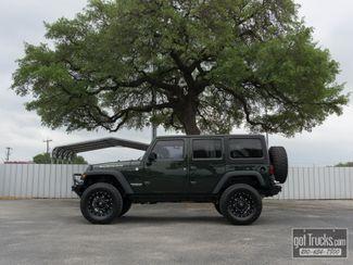 2012 Jeep Wrangler Unlimited Rubicon 3.6L V6 4X4 in San Antonio Texas, 78217