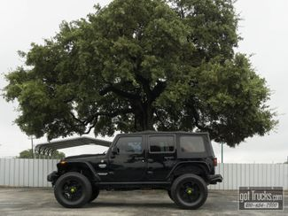 2012 Jeep Wrangler Unlimited Call of Duty MW3 3.6L V6 4X4 in San Antonio Texas, 78217