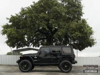 2012 Jeep Wrangler Unlimited Call of Duty MW3 3.6L V6 4X4 in San Antonio Texas, 78217