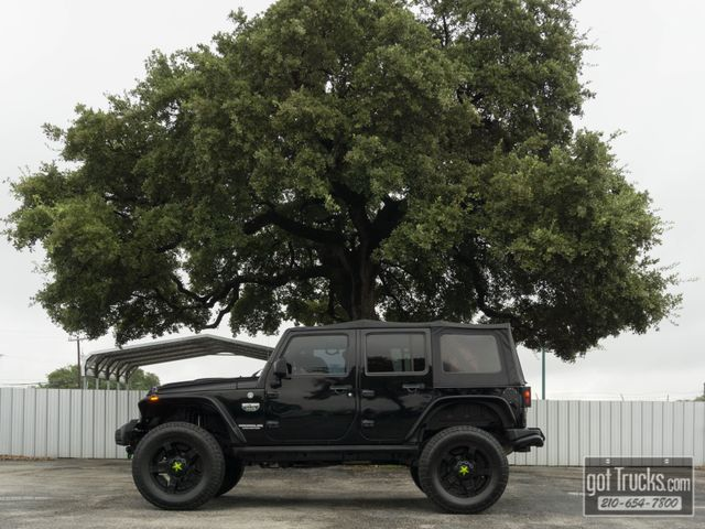 2012 Jeep Wrangler Unlimited Call of Duty MW3 3.6L V6 4X4