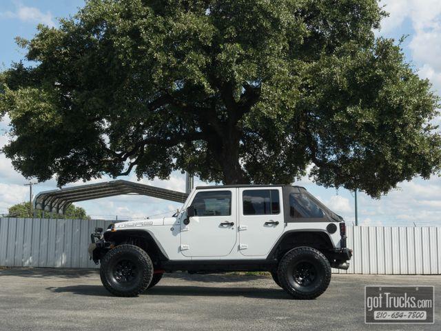 2012 Jeep Wrangler Unlimited Sport 3.6L V6 4X4