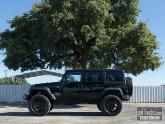 2012 Jeep Wrangler Unlimited Sport 3.6L V6 4X4 in San Antonio Texas, 78217