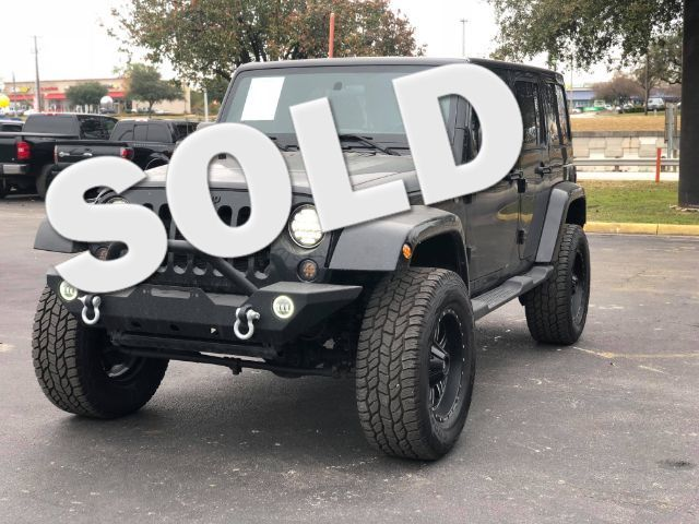 2012 Jeep Wrangler Unlimited Altitude in San Antonio TX, 78233