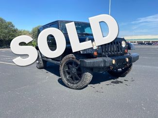 2012 Jeep Wrangler Unlimited Altitude in San Antonio, TX 78233