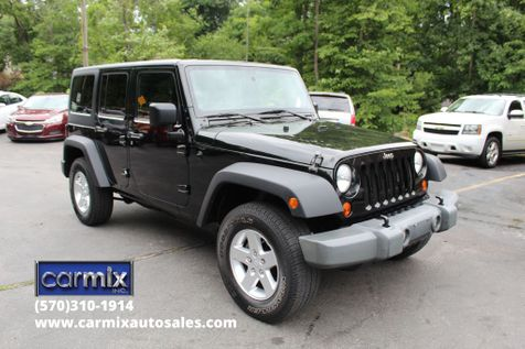 2012 Jeep Wrangler Unlimited Sport in Shavertown