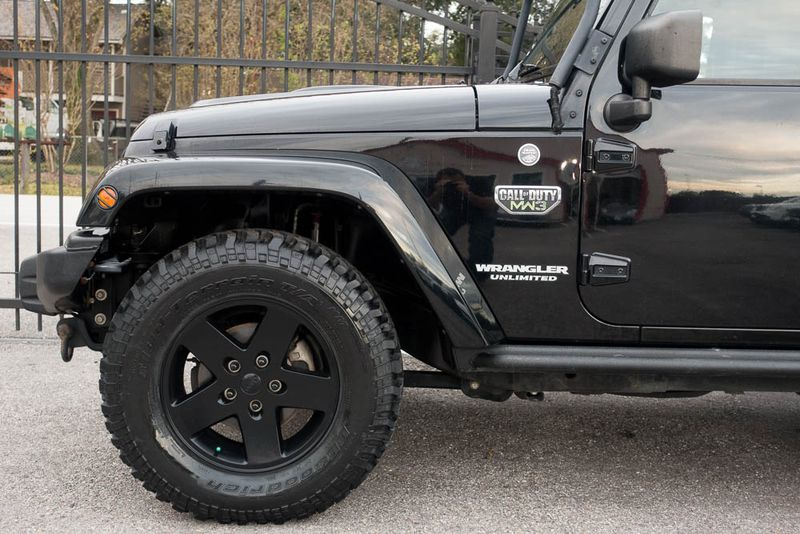 2012 Jeep Wrangler Unlimited Call of Duty MW3   Texas  EURO 2 MOTORS  in , Texas