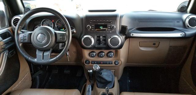 2012 Jeep Wrangler Unlimited Sahara in Sterling, VA 20166