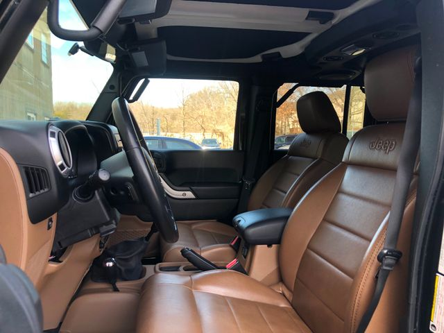 2012 Jeep Wrangler Unlimited Sahara in Sterling, VA 20166