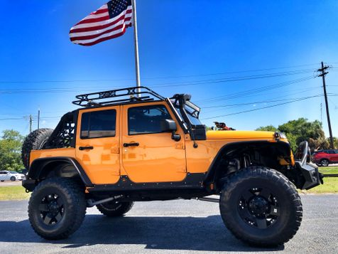 2012 Jeep Wrangler Unlimited CUSTOM LIFTED LEATHER WARN XD POISON SPYDER in , Florida