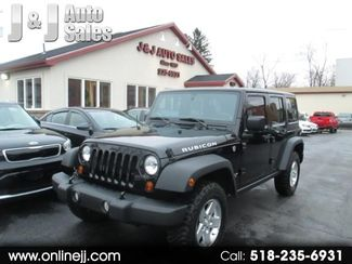 2012 Jeep Wrangler Unlimited Rubicon in Troy NY, 12182