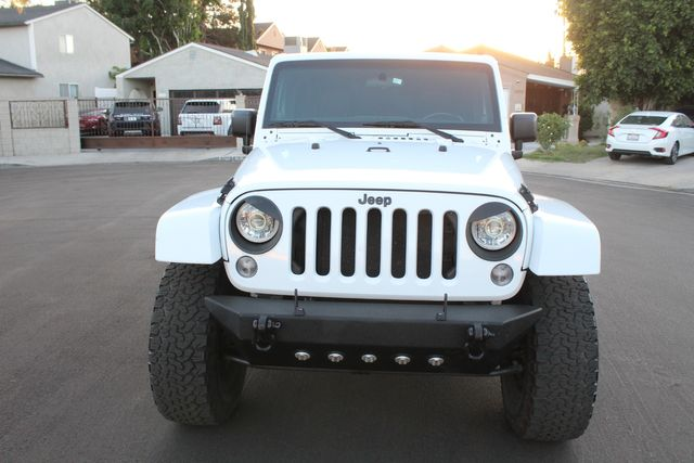 2012 Jeep Wrangler Unlimited Rubicon in Van Nuys, CA 91406