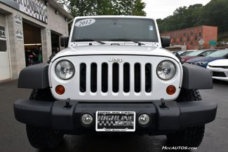 2012 Jeep Wrangler Unlimited Sport Waterbury, Connecticut 7